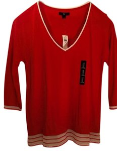 Gap Football Tailgate Red Top
