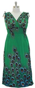 GREEN Maxi Dress by JON & ANA