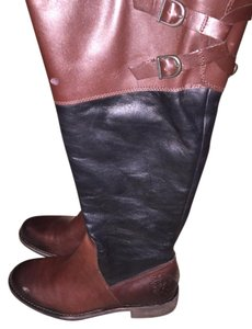 Vince Camuto Leather Boots