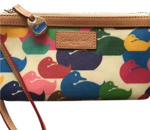 Dooney & Bourke Wristlet in multi-color