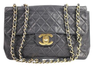 Chanel Classic Flap Maxi Quilted Shoulder Bag
