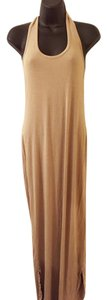 Taupe, tan Maxi Dress by Victoria's Secret