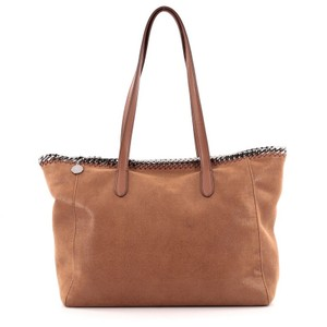 Stella McCartney Tote in Burnt Orange