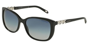 Tiffany & Co. Tiffany & Co 4090-B Sunglasses TF4090B Black 80014L Authentic