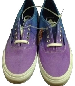 Vans Purple and blue Athletic