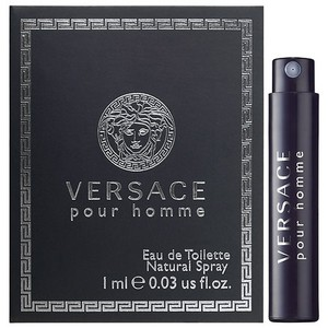 Versace samples-Versace Pour Homme sample