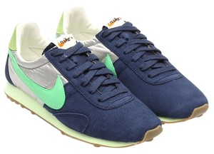 Nike Pre Montreal Racer Navy, silver, green Athletic