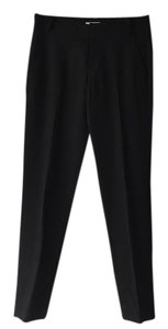 Helmut Lang Pant Trousers Wool Trouser Pants Black