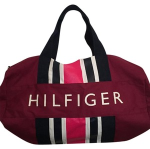 Tommy Hilfiger Totes Shoppers Fuchsia & Pink Travel Bag