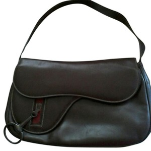 Giorgio Armani Elegant Couture Shoulder Bag