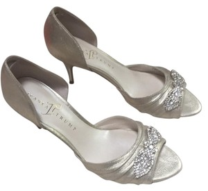 Ivanka Trump Metallic Pumps