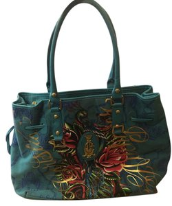 eb361f9485f3 Christian Audigier Bags - Up to 90% off at Tradesy