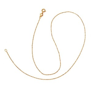 14 K Yellow Gold Necklace Chain