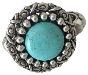 Cache turquoise, cuff link braclet