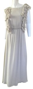 Grey Maxi Dress by Alice + Olivia Maxi Medium