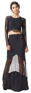 Stone Cold Fox Virginia Scf Virginia Maxi Skirt Black
