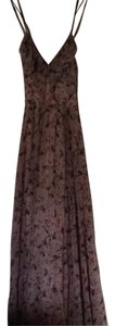 Purple, pink, navy, white, multi Maxi Dress by Guess