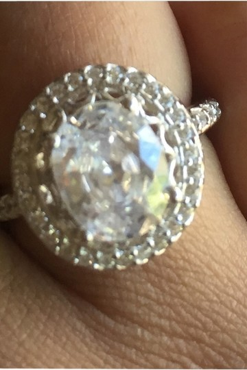 Other White Sapphire Ring
