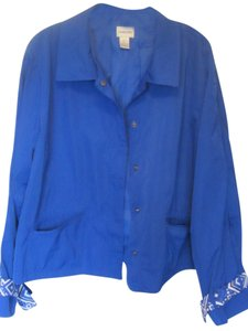 Chico's blue Jacket