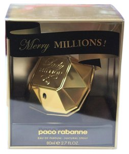 Paco Rabanne Lady Million Merry Million Eau de Parfum Spray 2.7