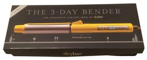 Drybar Drybar 3-Day Bender Digital Curling Iron 1.25 Inch Barrel