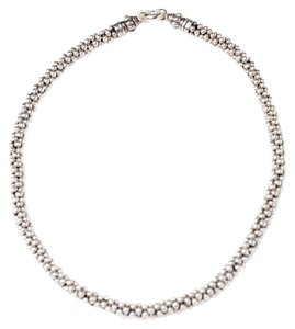 Lagos Lagos Caviar Rope Necklace