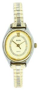 Elgin Elgin gold tone Vintage Ladies Watch