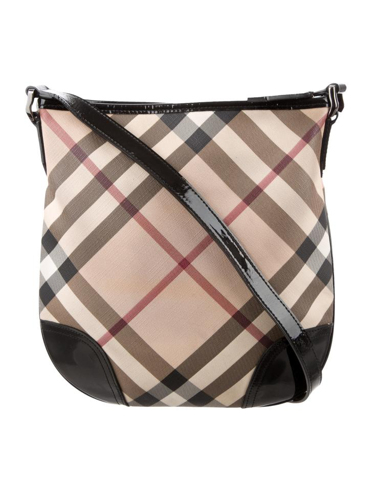 f6457f4c036 Burberry Nova Check Dryden Canvas Cross Body Bag - Tradesy