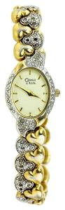 Bulova Caravelle by Bulova Quartz T6 Vintage Ladies Gold Tone Watch