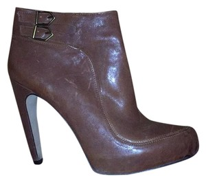 Sam Edelman Kit Stiletto Brown Boots