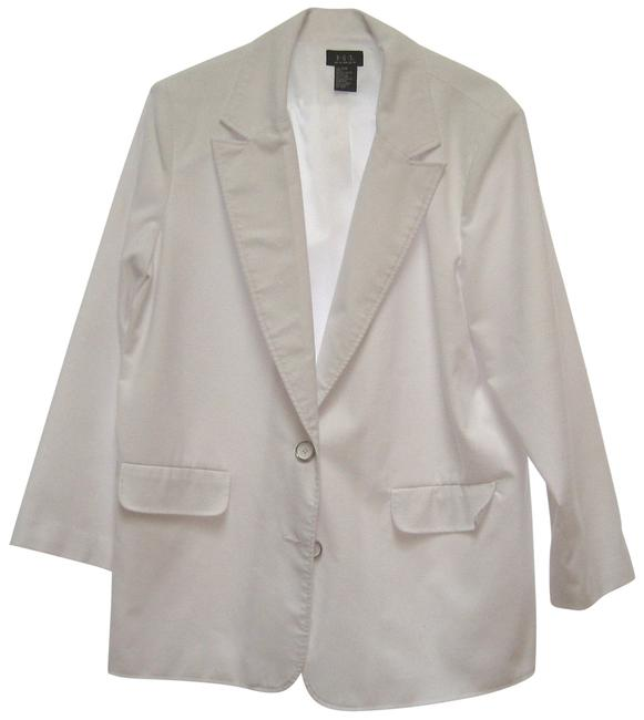 Preload https://item1.tradesy.com/images/rqt-white-summer-blazer-size-18-xl-plus-0x-195655-0-0.jpg?width=400&height=650