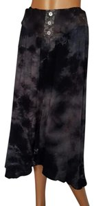 Other Maxi Skirt Tye dye smoke