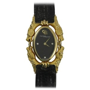 Carrera Carrera Ladies Yellow Gold Diamond Equus Wristwatch