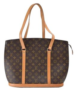 Louis Vuitton Genuine Leather Shoulder Bag