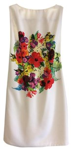 Bec & Bridge & Floral Cutout Backless Dress