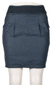 Zadig & Voltaire Mini Skirt blue