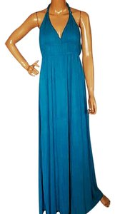 Teal blue Maxi Dress by Full Tilt