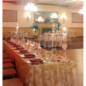 fashionista Wedding Decorations