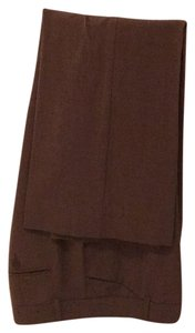 Express Trouser Pants Dark tan