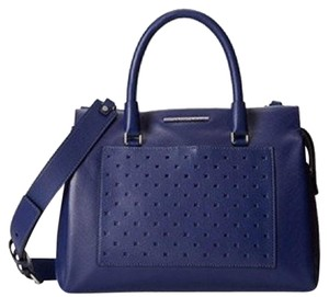 Marc by Marc Jacobs Satchel in Deep Violet