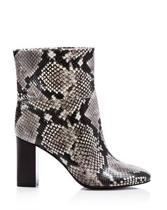 Tory Burch Bootie Ankle Black, White Boots