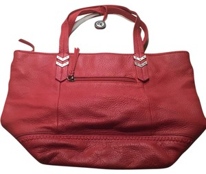 The Sak Purse Tote in Salmon / Pink