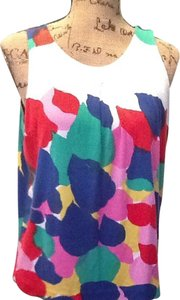 Marc by Marc Jacobs Sleeveless Tank Tunic Top Multi