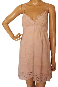 Forever 21 short dress Nude tan on Tradesy