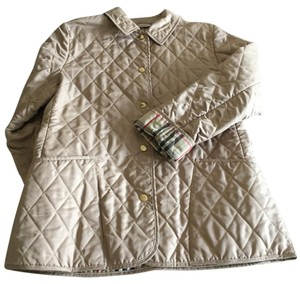 Burberry Fawn Jacket