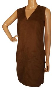 Mossimo Supply Co. short dress Tan brown on Tradesy