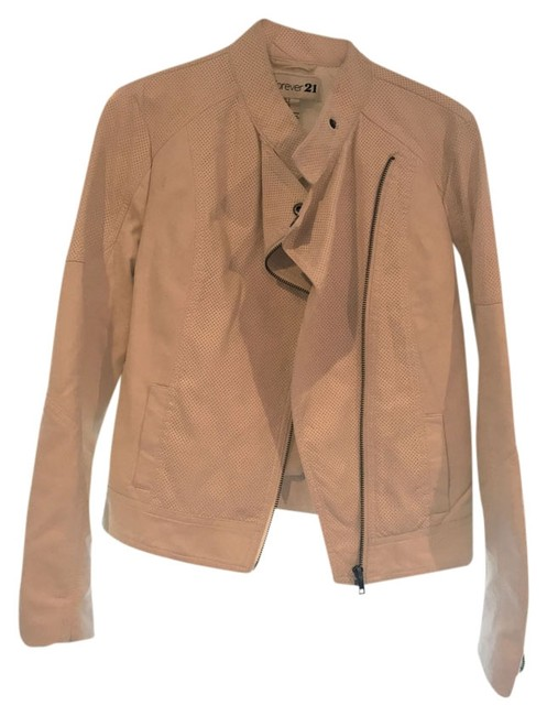 Preload https://item4.tradesy.com/images/forever-21-moto-zippers-cuffs-motorcycle-jacket-1956678-0-0.jpg?width=400&height=650