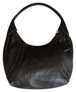Fendi Hobo Satchel Shoulder Bag