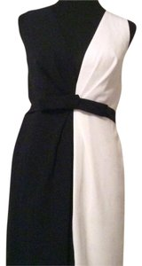 Black and white Maxi Dress by Robert Rodriguez