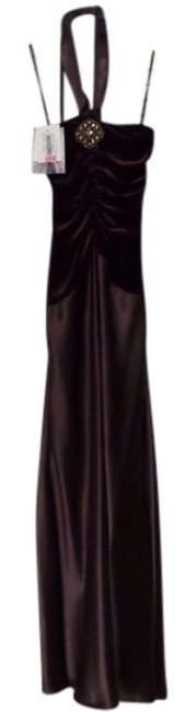 Preload https://item4.tradesy.com/images/jessica-mcclintock-brown-long-formal-dress-size-2-xs-1956748-0-0.jpg?width=400&height=650